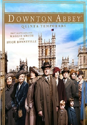 Downton Abbey Paquete Con La Temporada 1 2 3 4 Y 5 En Dvd ...