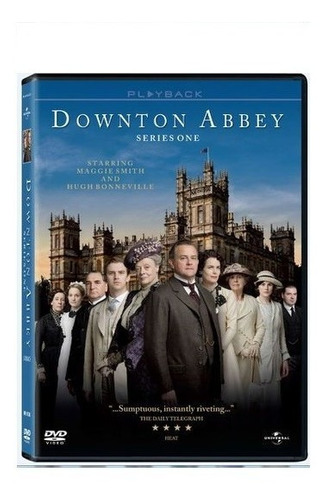 downton abbey - serie completa - dvd