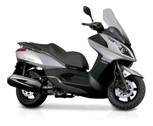 downtown 300 i abs  kymco tt motos