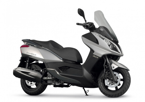 downtown 300i 300 moto scooter kymco