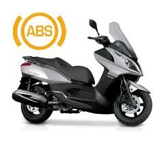 downtown 300i kymco scooter