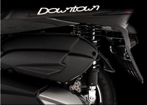 downtown 300i modelo 2020 0 km a pronta entrega  ( a )
