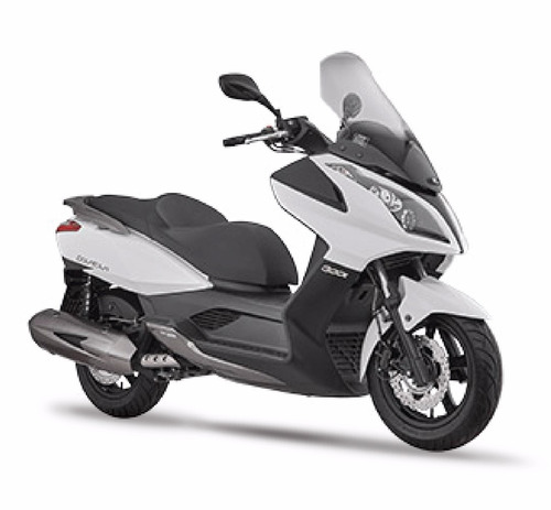 downtown 300i scooter kymco