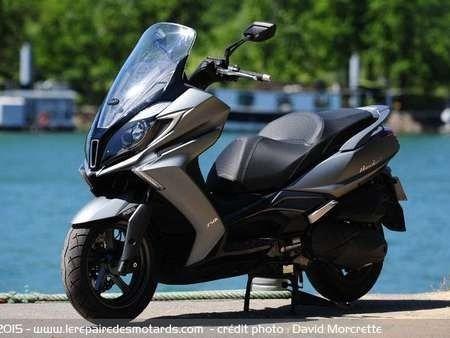 downtown 350 abs / sauma motos.