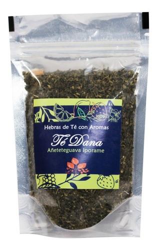 doy pack té aromatizado en hebras dana x50g - línea gourmet