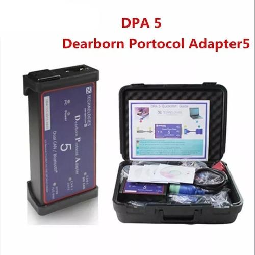 dpa 5 dearborn diagnostico diesel cummins detroit cat nexiq