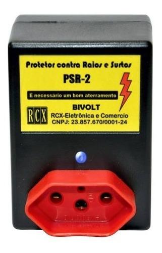 dps protetor contra raios surto elétrico 20ka bivolt h-tv5