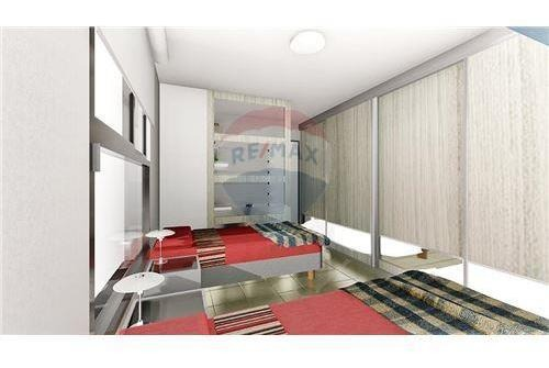 dpto 1 dormitorio en edificio en construcción