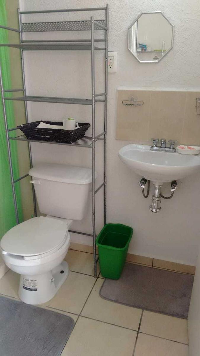 dpto 2 rec 1 baño aa, 1 estac , seguridad, alberca y palapa