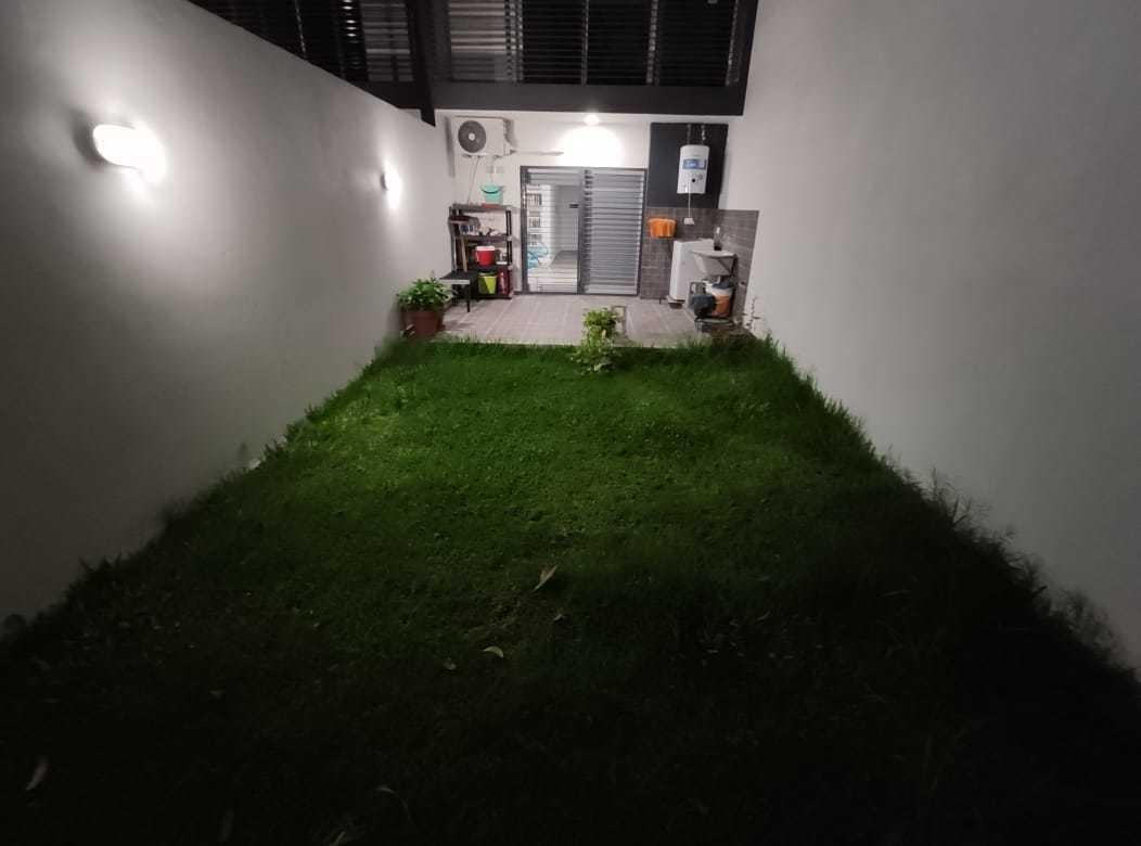 dpto 21/2 amb en planta baja al frente c/cochera y patio