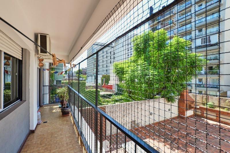 dpto 3 amb c/balcón en venta - chacarita