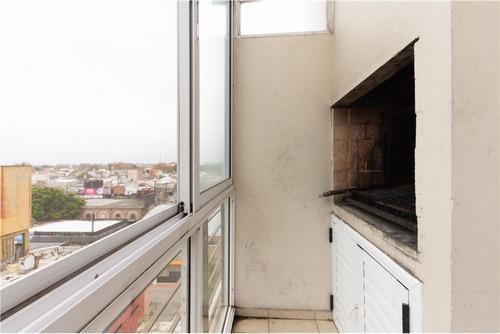 dpto 3 amb c/balcón, parrilla y cochera - 2 baños