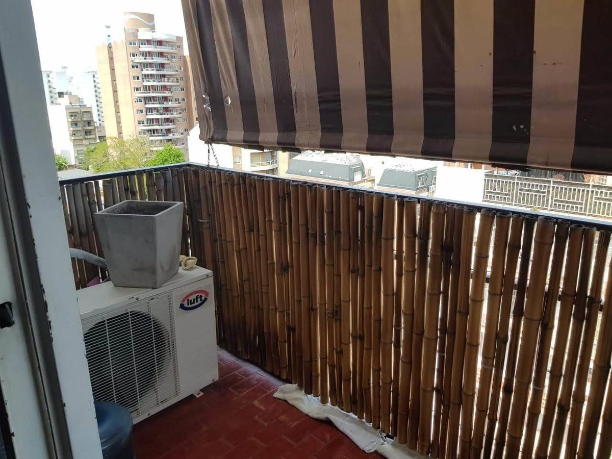 dpto | 3 amb | fte | balcón | coch | cocina separada