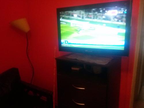 dpto. al frente c/ balcon frances + tv led 32 + cable + wifi