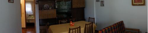 dpto av 1 y 128 con garage cerrado y parrilla solo familias