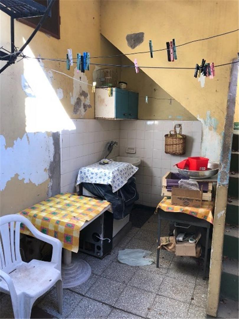 dpto de pasillo de 1 habitación