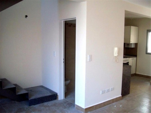 dpto duplex  2d 2b con balcon terraza con asador