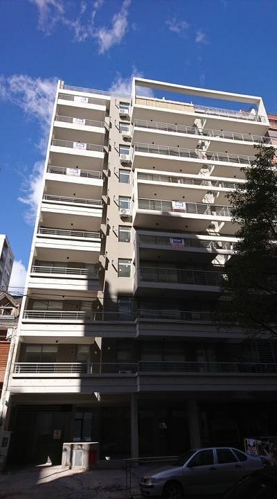 dpto monoambiente divisible 2 baños 2 balcones