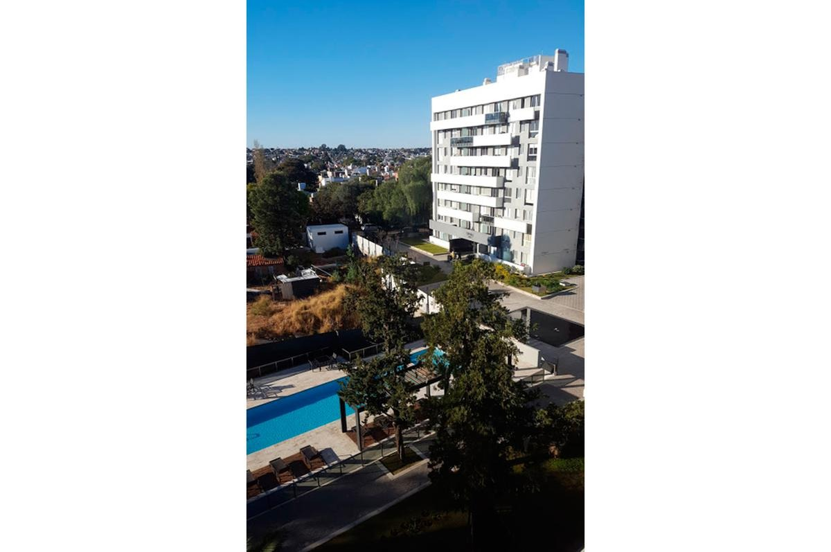 dpto opera condominium torre iv - 1 dorm 5to piso
