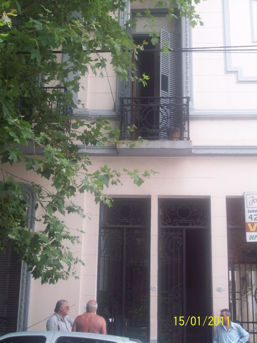 dpto tipo casa 3 ambientes ,interno buena ubicacion