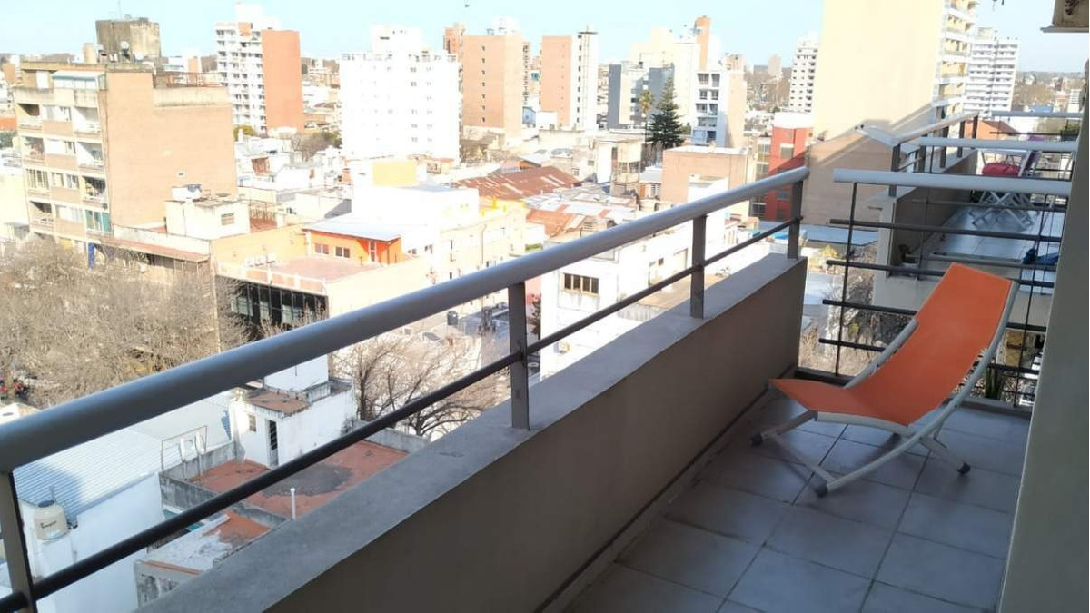 dpto venta semipiso calidad. cochera. paraguay 2200 (2 dormitorios)