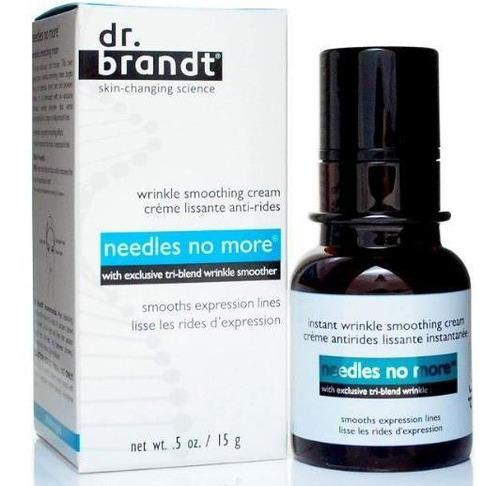 dr. brandt - needles no more - creme suavizador de rugas