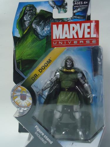 dr. doom marvel universe
