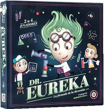 Dr Eureka Juego De Mesa Para Toda La Familia 599 00 En