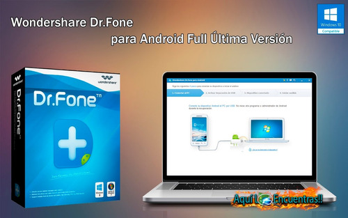 dr fone para iphone y android   39