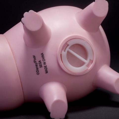 dr hamm porquinho do toy story oficial disney pixar na caixa