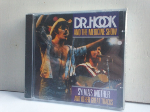 dr. hook and the medicine show. sylvia´s mother. cd.