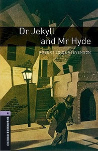 dr jekyll and mr hyde - stage 4 - oxford bookworms @audio