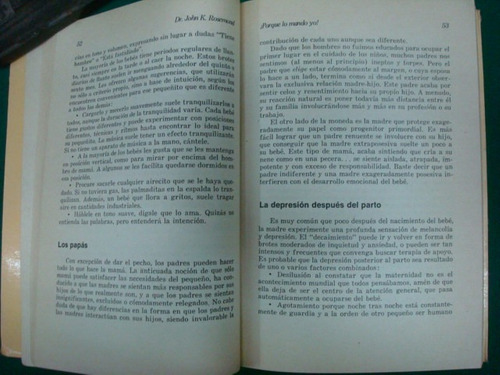 dr. john rosemond, ¡porque lo mando  yo!, editorial libro,