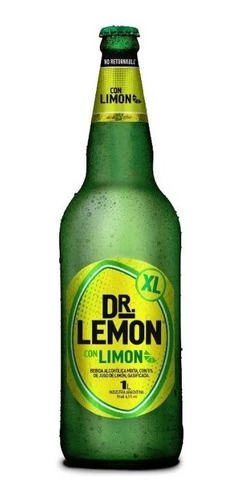 dr lemon litro