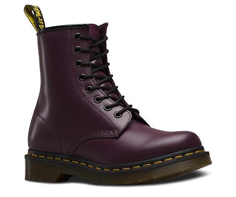 765b5e2d1 Dr. Martens Botas 1460 Purple Moradas Piel 100% Originales ...