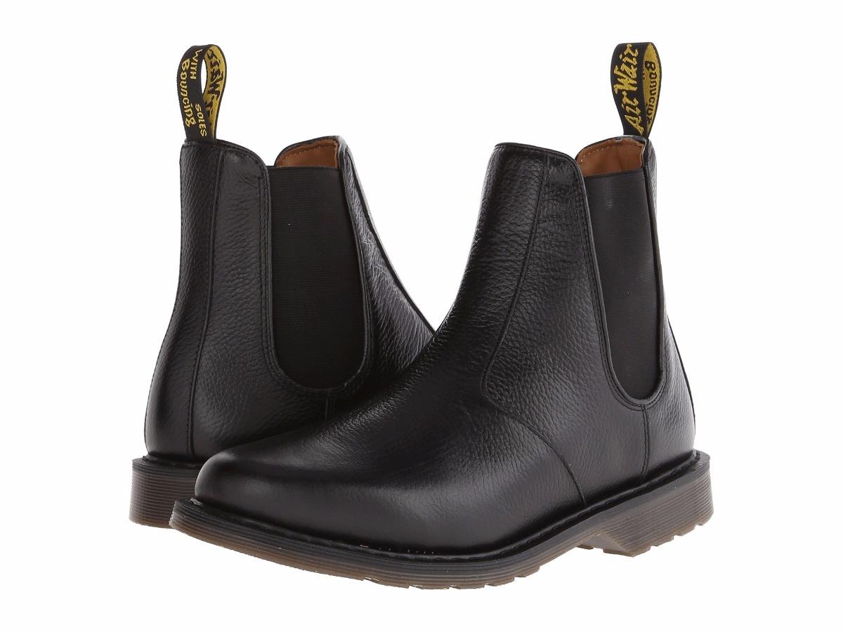 43b0a770ad4 dr. martens botines negros chelsea victor botas. Cargando zoom.