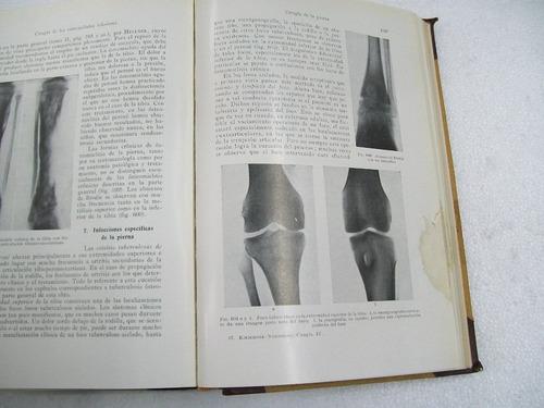 dr. martin kirschner - o. nordmann cirugia 7 tomos completo