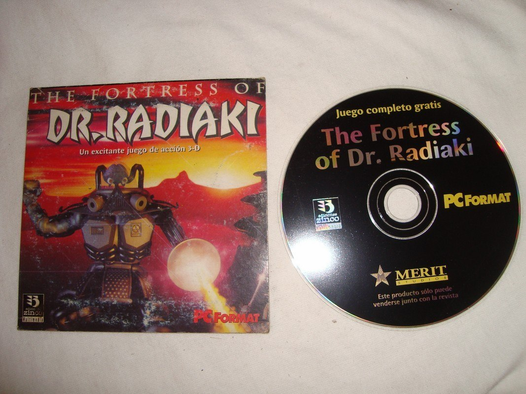 Dr Radiaki Vintage Juego Para Pc Windows 95 En Caballito 88 00