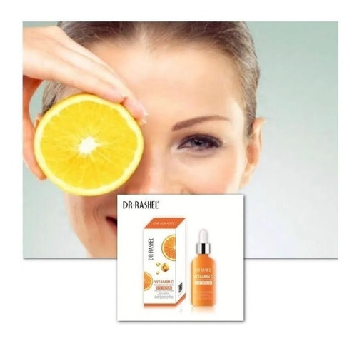 dr-rashel eye serum vitamina c 30ml anti-envelhecimento
