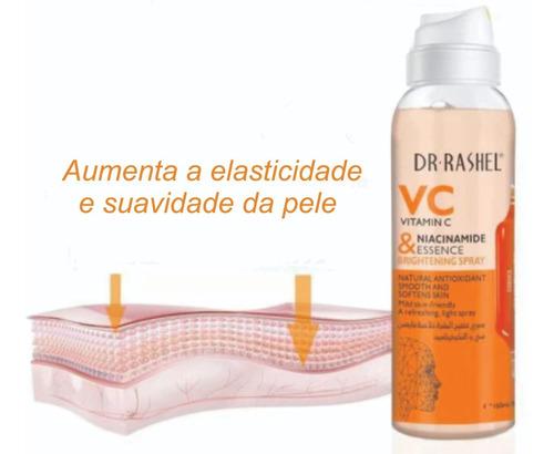 dr rashel vit. c niacinamide & brightening spray 160ml