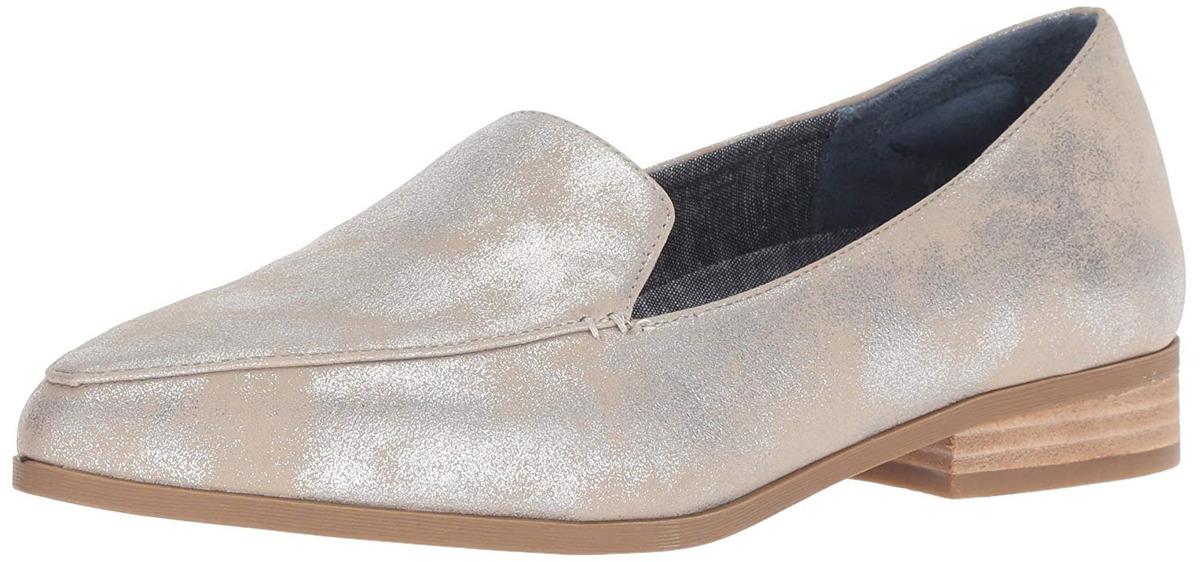 comprar popular 7272f 35c70 Dr. Scholl 's Zapatos Mujeres ' S Elegante Mocasín Plano