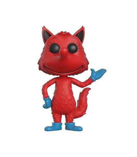 dr. seuss - fox in socks - funko pop! - robot negro