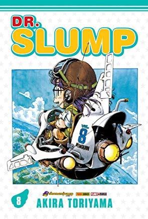 dr. slump n°8 akira toriyama
