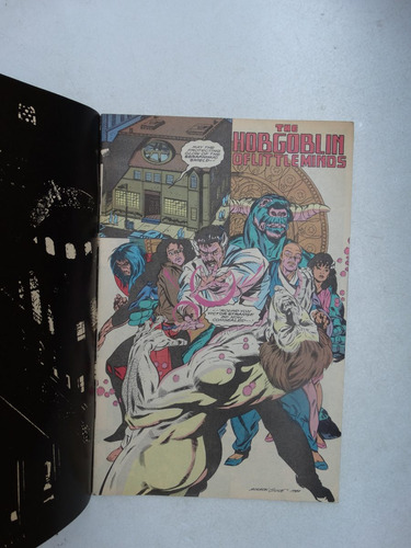 dr. strange nº 11! marvel comics dez 1989! em inglês!