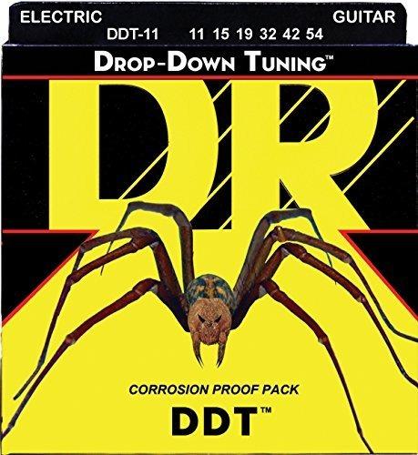Dr Strings Cuerdas Guitarra Eléctrica Ddt-11
