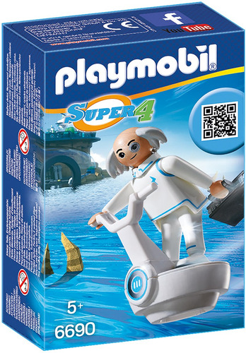 dr-x juguete interactivo playmobil r5232