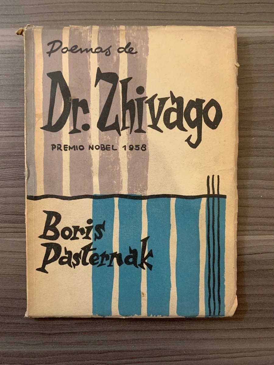 Dr Zhivago Poemas Boris Pasternak 3b3e 9990
