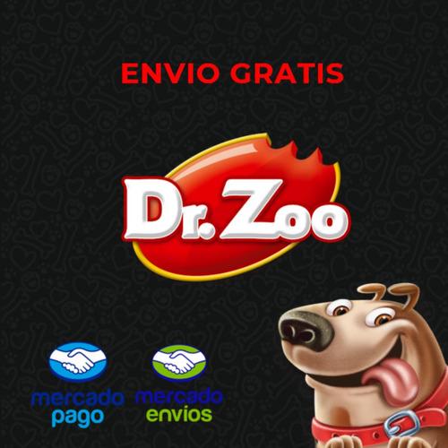 dr. zoo bolsa sticks carne asada x 5kg + regalo