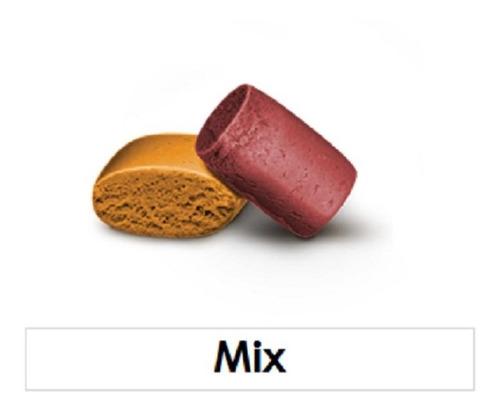 dr. zoo caramelera bocaditos mix x 1,8kg