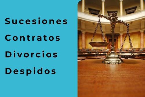 dra claudia abogada sucesiones contratos divorcios